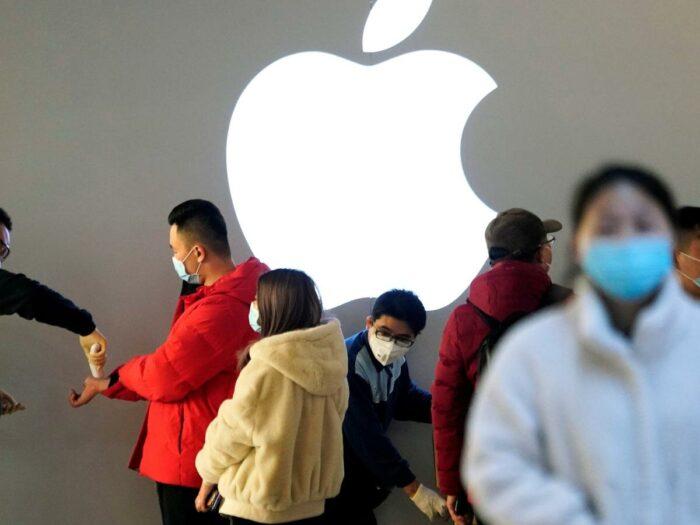 Apple разработала защитные маски для собственных сотрудников