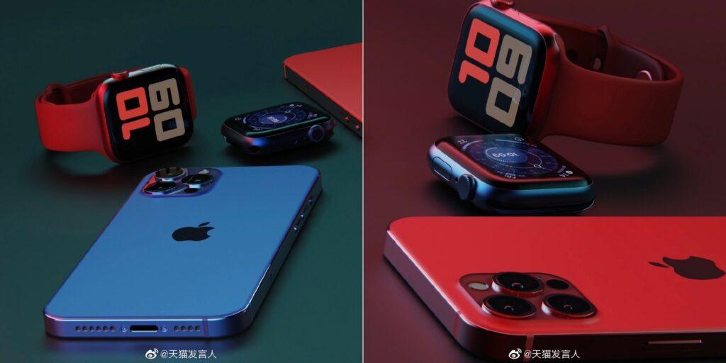 Китайцы назвали дату презентации и старта продаж iPhone 12