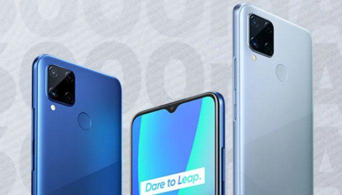 Новый смартфон Realme C15 выйдет на чипе Qualcomm