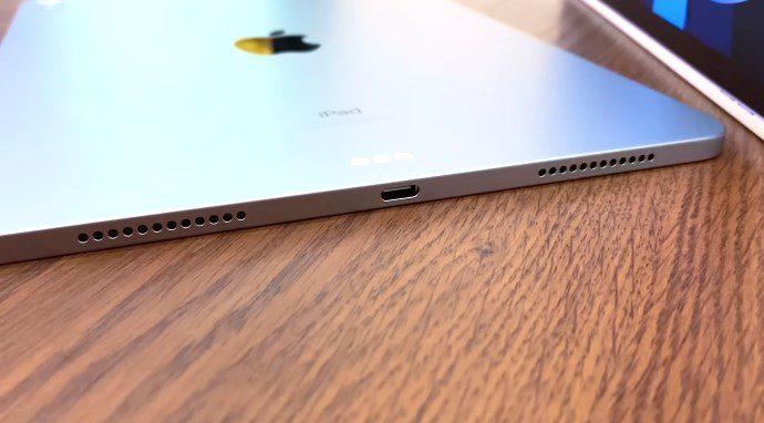 В Сети опубликована распаковка планшета Apple iPad Air 4