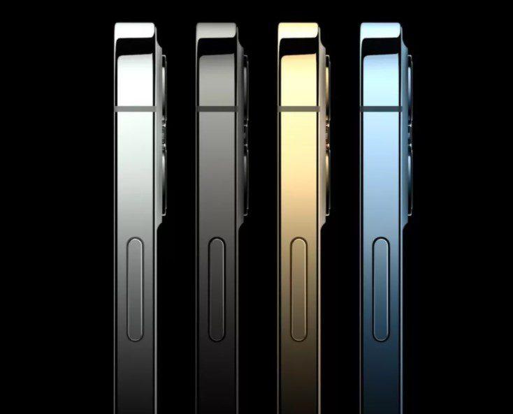 Apple представила iPhone 12 Pro в новом цвете