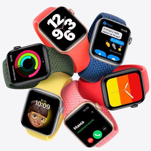 Apple Watch Series 6: умные часы стали еще умнее