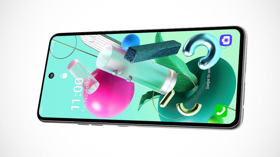 LG выпустила недорогой смартфон K92 5G за 359 долларов