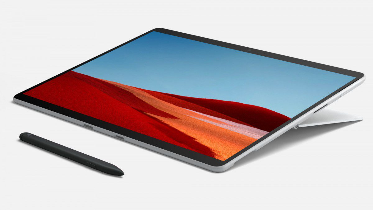 Microsoft представил недорогой ноутбук Surface Laptop Go