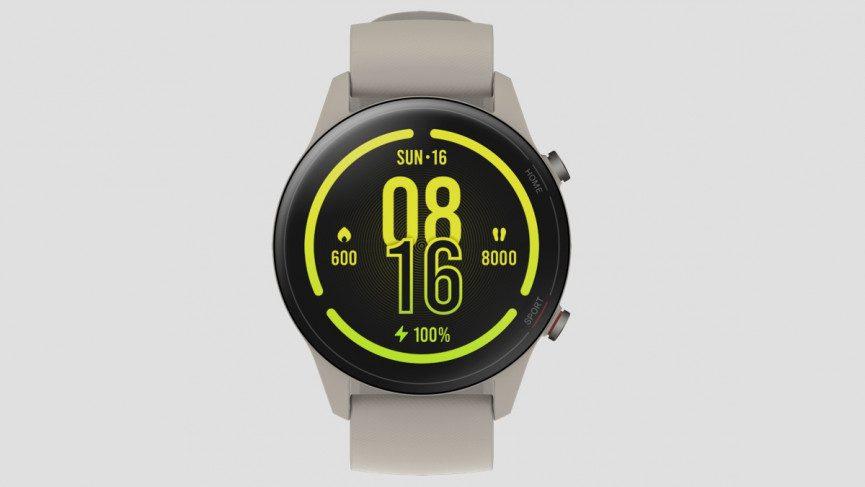 Компания Xiaomi выпустила спортивную версию часов Mi Watch