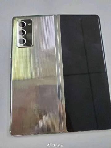 Samsung W21 просочился в Сеть перед его официальным запуском