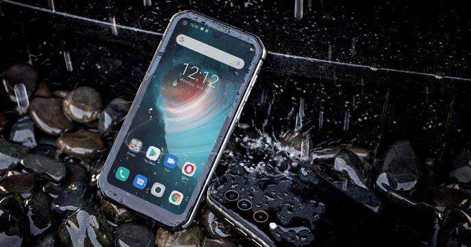 Новый защищенный смартфон Blackview BL6000 Pro 5G может работать в экстремальных условиях