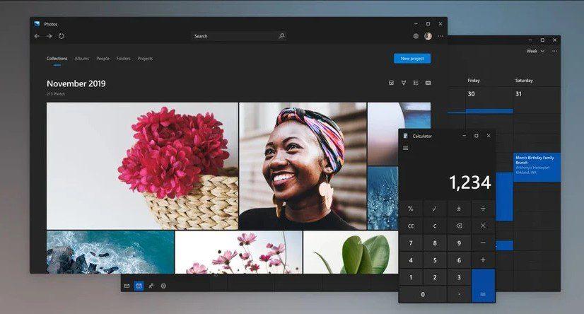 Microsoft полностью поменяет дизайн Windows 10 в 2021 году