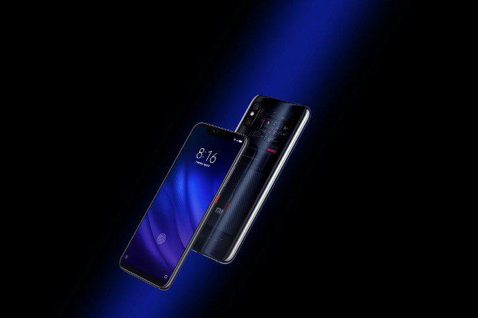 Xiaomi обновила флагман Mi 8 Pro до MIUI 12