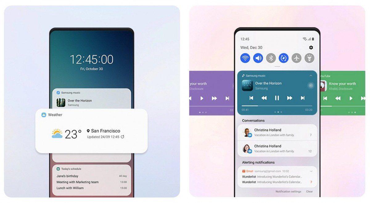 Samsung тестирует One UI 3.0 на ряде своих смартфонов