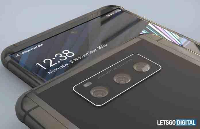 Смартфон LG Project B с подвижным дисплеем появился на рендерах
