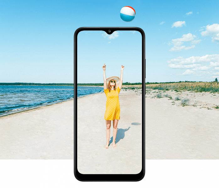 Samsung анонсировала ультрабюджетный смартфон для рынка России