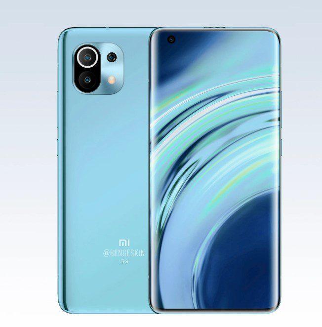 Запуск Xiaomi Mi 11 запланирован на 29 декабря