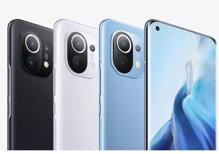 Xiaomi представила флагманский смартфон Mi 11 на Snapdragon 888 и OLED-дисплеем 120 Гц