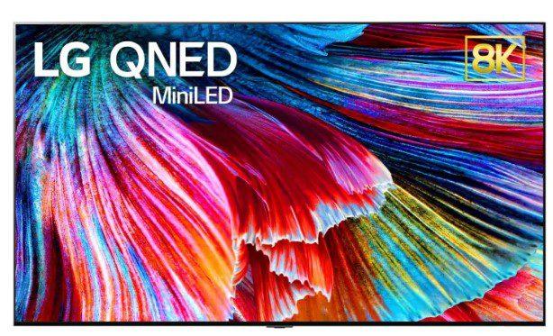 LG анонсировала новую линейку мини-светодиодных телевизоров на 2021 год