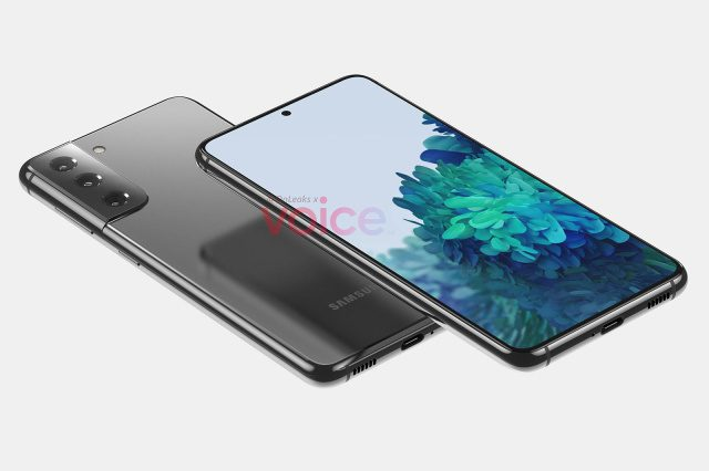 Samsung представит линейку Galaxy S21 14 января.