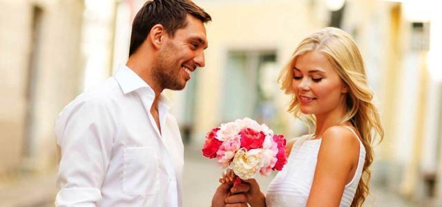Что подарить на первое свидание?