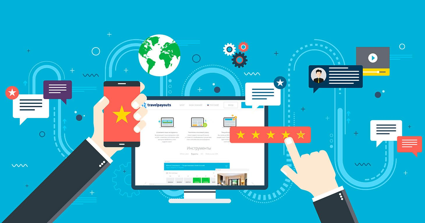 Работа с партнерскими программами в интернете