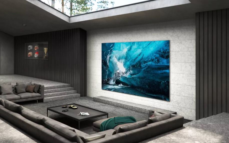 Samsung выпустила новый MicroLED-телевизор с диагональю на 110 дюймов