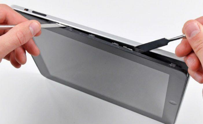 Что делать, если сломался планшет?