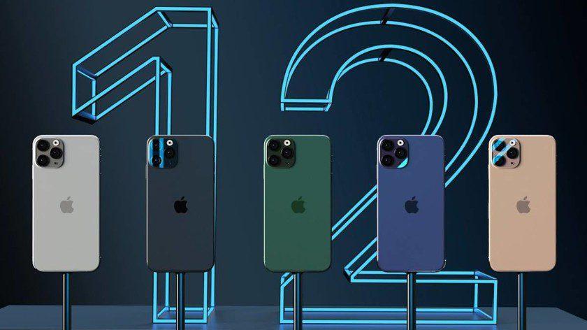 Какие IPhone 12 стали самыми популярными за последнее время