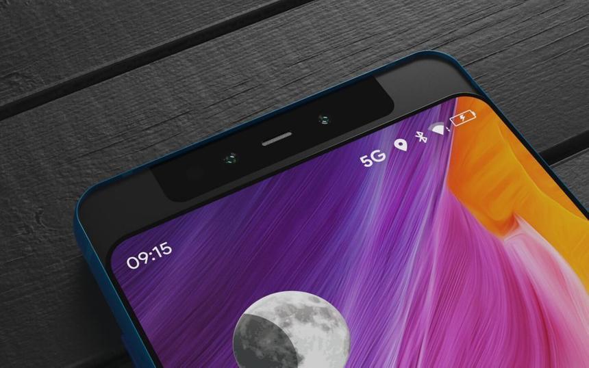 Компания Xiaomi запатентовала смартфон с гибким экраном спереди и сзади