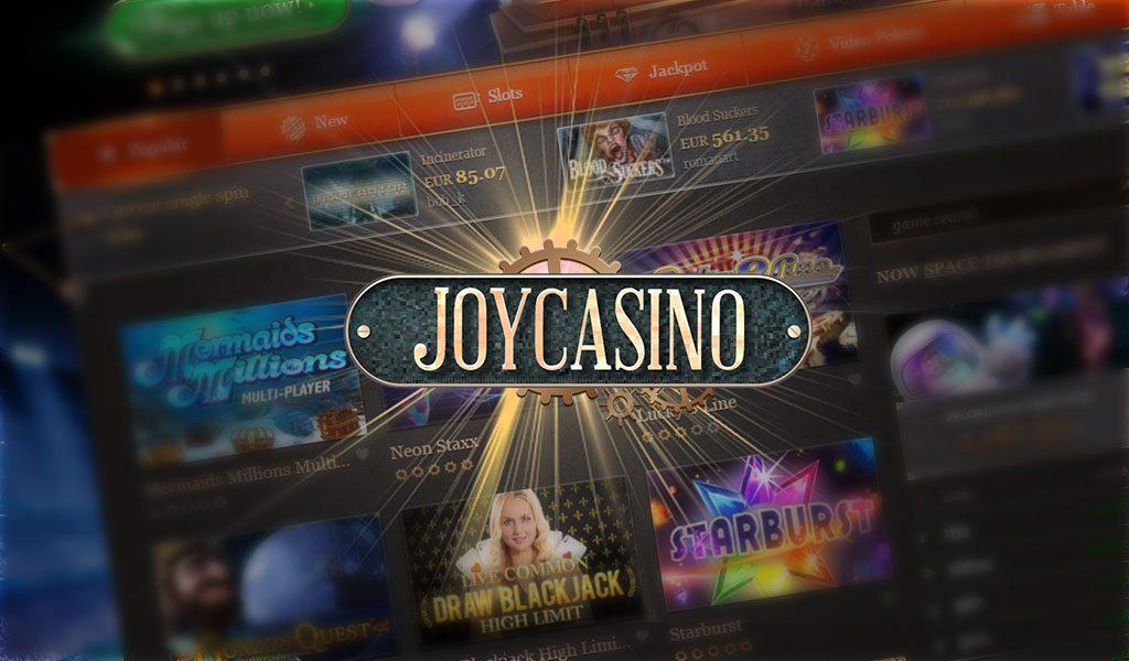 Обзор преимуществ официального сайта Джойказино