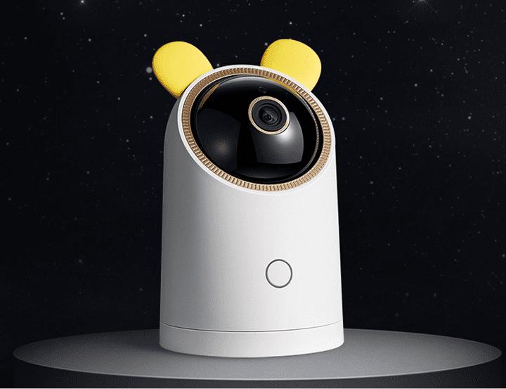 Huawei показала домашнюю камеру наблюдения под управлением Harmony OS