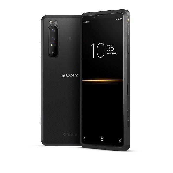 Sony в США выпустила смартфон Xperia Pro за $2500 долларов