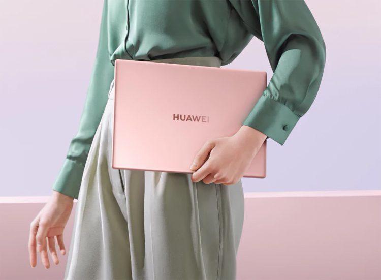 Huawei презентовала флагманский ноутбук MateBook X Pro 2021 года