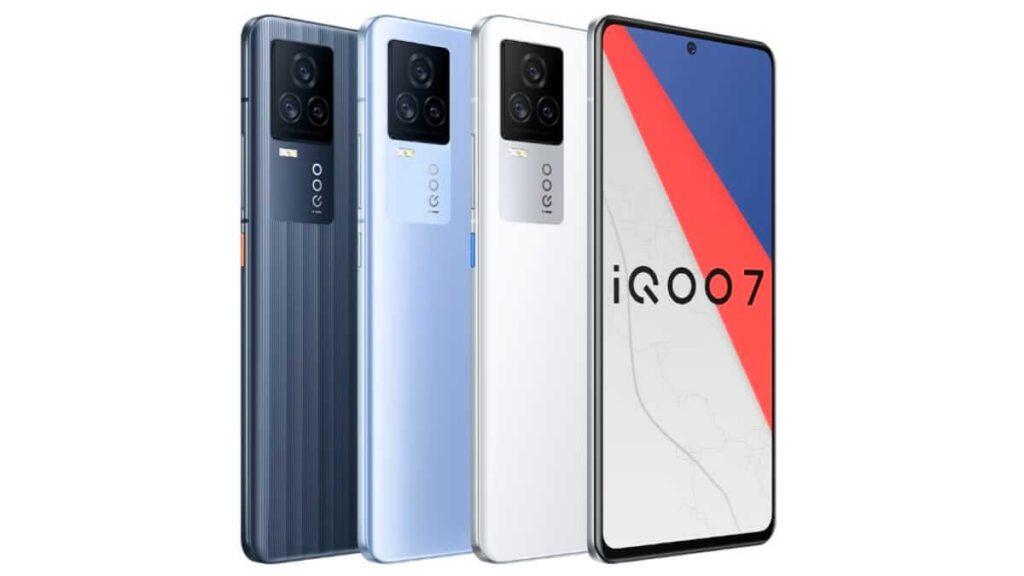 Смартфон iQOO 7 с процессором Snapdragon 888 стал доступен для заказа