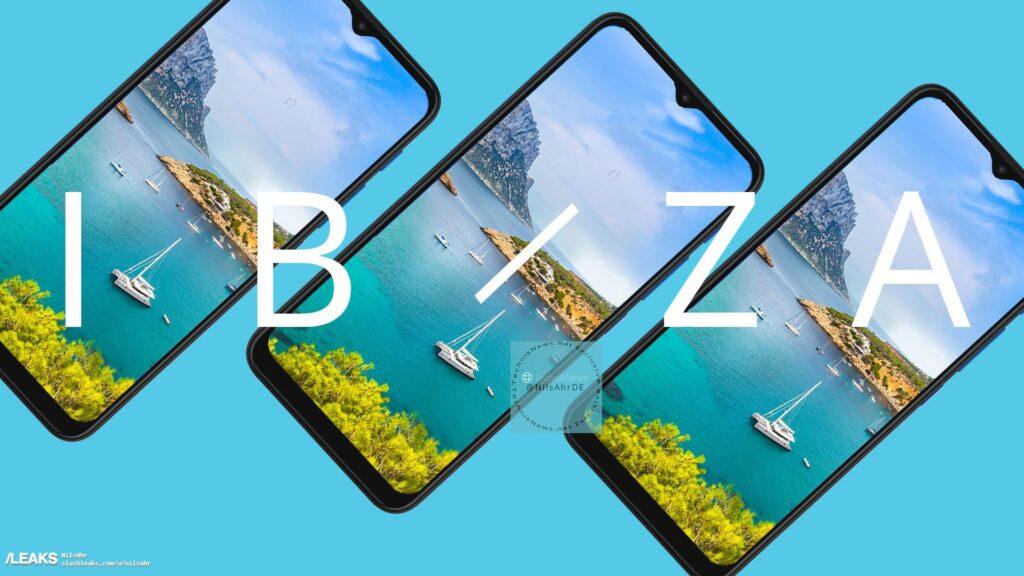 В Сети продемонстрировали новый смартфон Motorola Ibiza
