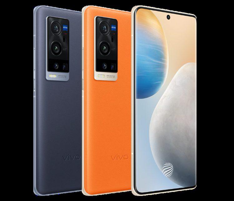 Vivo X60 Pro+ 5G на базе процессора Snapdragon 888 стал доступен для заказа