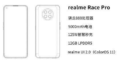 Realme выпустит флагманский смартфон на новом процессоре Snapdragon 888