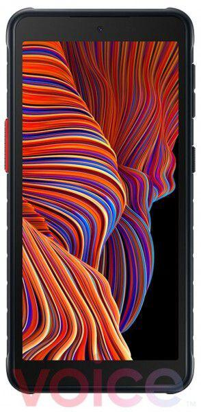 Защищенный смартфон Samsung Galaxy Xcover 5 готов к выходу