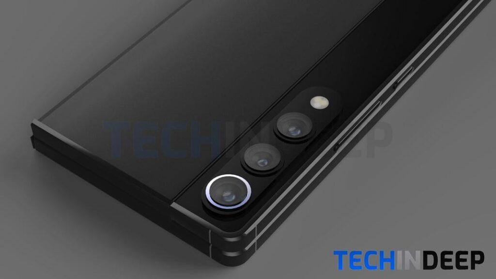 Представлена внешность первого складного смартфона Xiaomi с гибким экраном