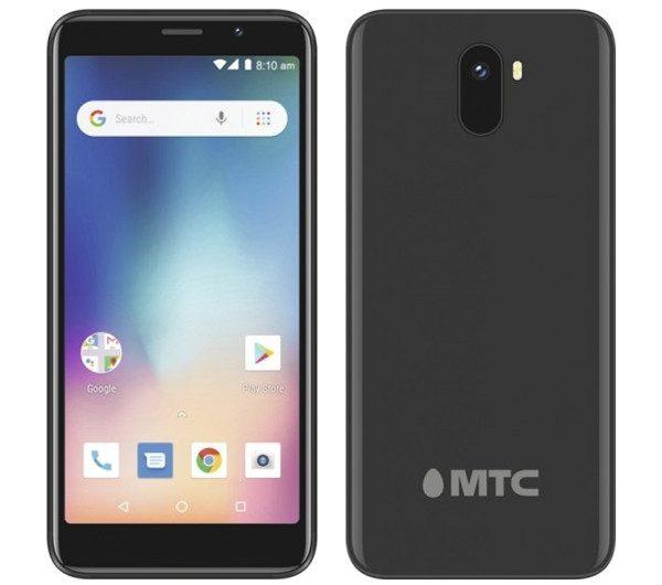 МТС начала продажи в России собственного смартфона за 2 990 рублей