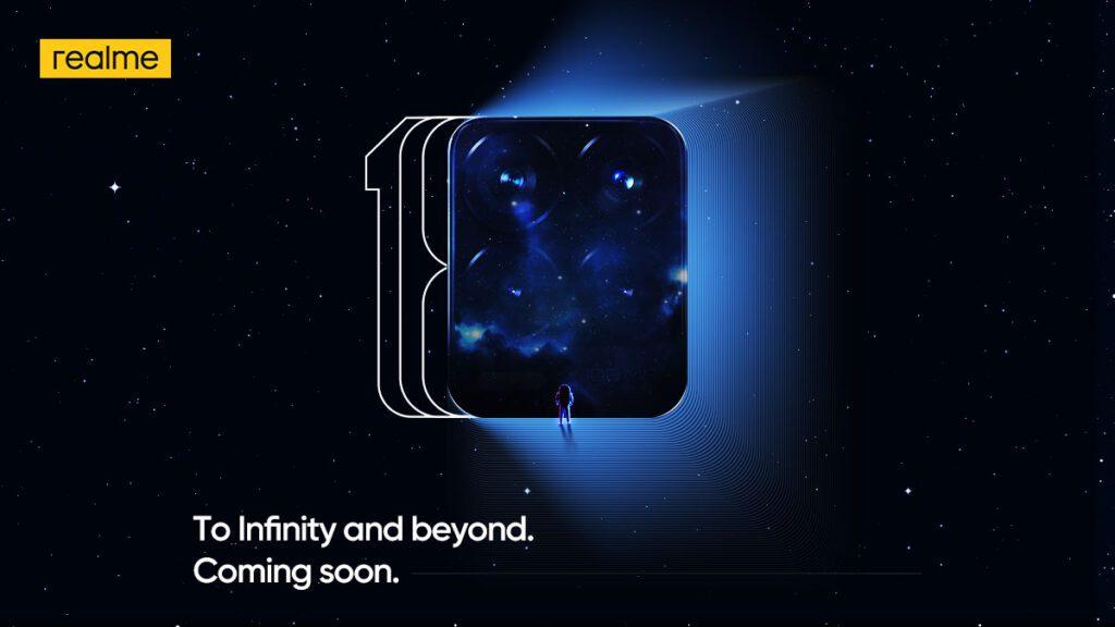 Realme 8 станет первым смартфоном Realme со 108-мегапиксельной камерой