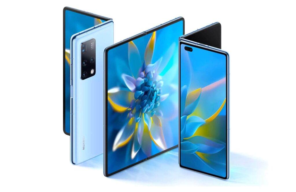 Цены на складной Huawei Mate X2 серьезно выросли почти до 6000 долларов