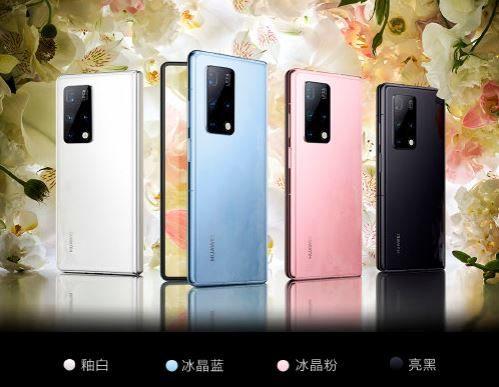 Huawei официально представила смартфон Mate X2 с гибким дисплеем