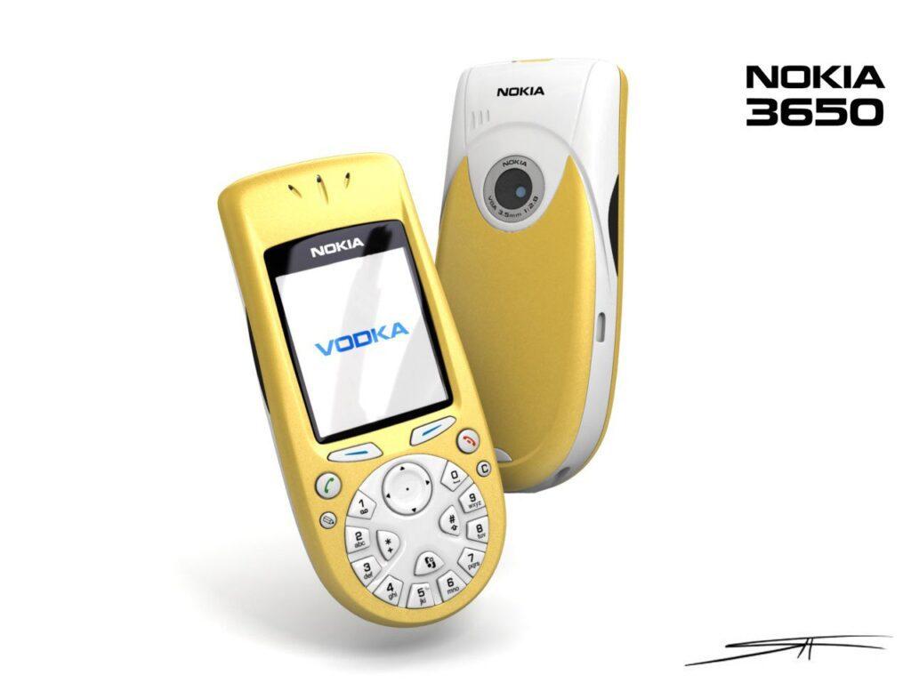 Легендарный телефон Nokia 3650 возродят весной 2021 года