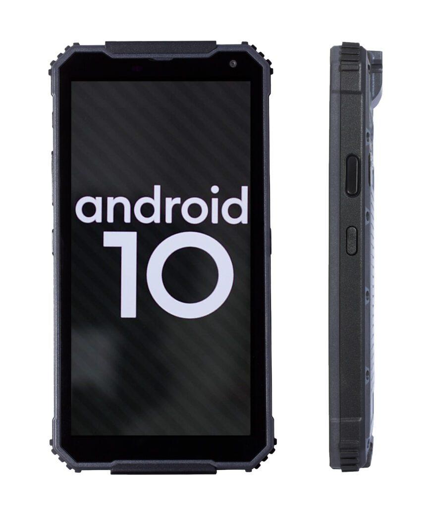 Неубиваемый российский смартфон на Android 10 оценили дороже Samsung Galaxy S21 и iPhone 12