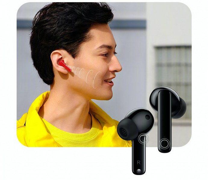 Huawei презентовала беспроводные наушники FreeBuds 4i с активным шумоподавлением