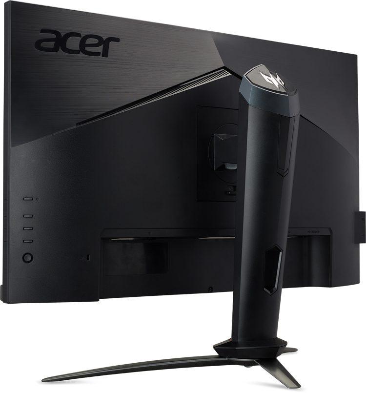 Acer в России начала продажи игрового FHD монитора с частотой 280 Гц