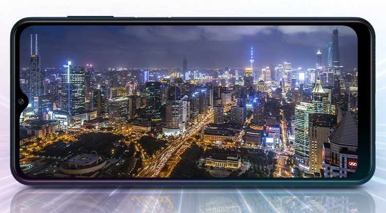 Samsung представила новый недорогой смартфон Galaxy M12 с АКБ на 6 000 мАч