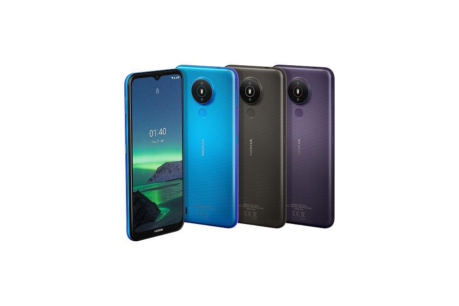 HMD Global представила новый смартфон Nokia 1.4 за 7990 рублей
