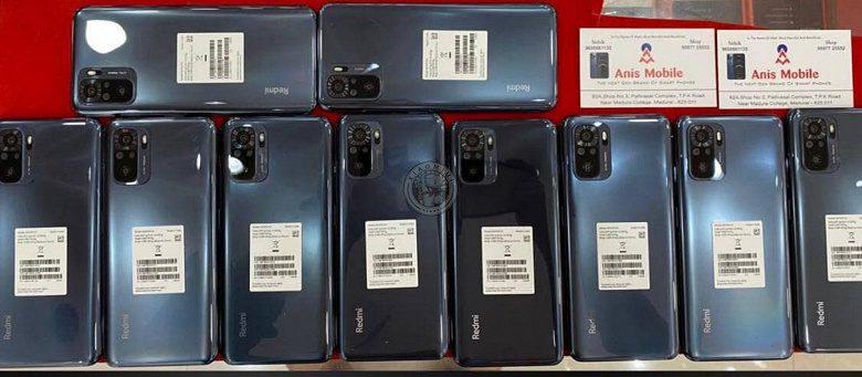 Новый смартфон Redmi Note 10 раскрыли на первых фотографиях