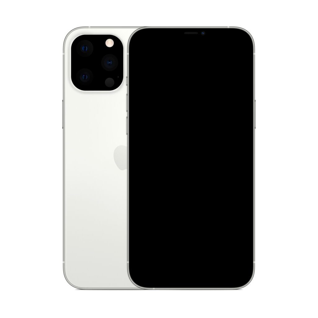 В сети появилось первое качественное изображение нового iPhone 13