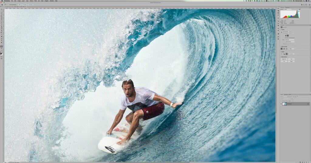Тесты новой функции интеллектуального растяжения в Adobe Photoshop впечатлили