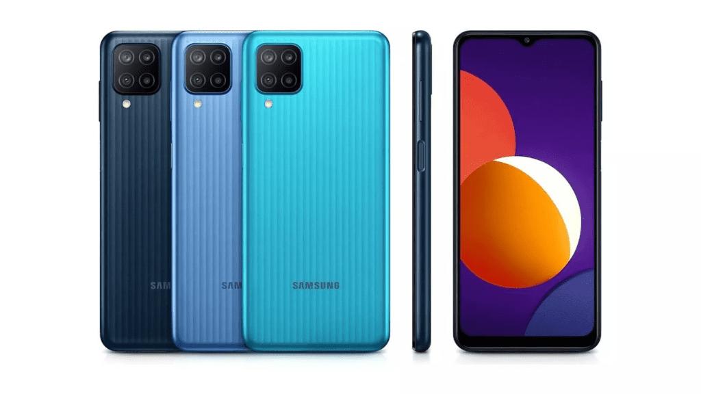 Samsung Galaxy M12 с АКБ на 6000 мАч быстро стал бестселлером в Индии